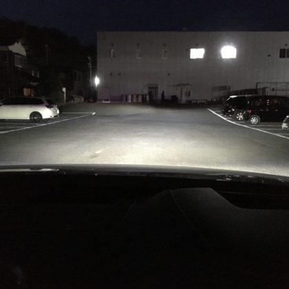 スモール+ヘッドライト+フォグランプ