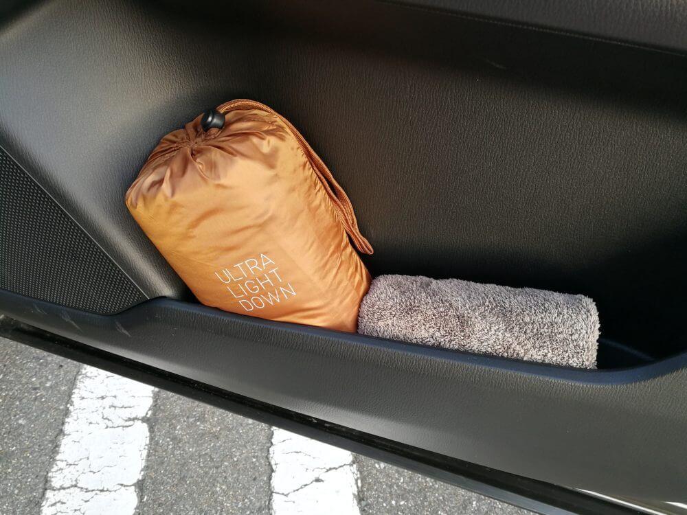 CX-5の収納に何入れる?ドアポケットにはこんなの入れてると助かる!便利アイテム