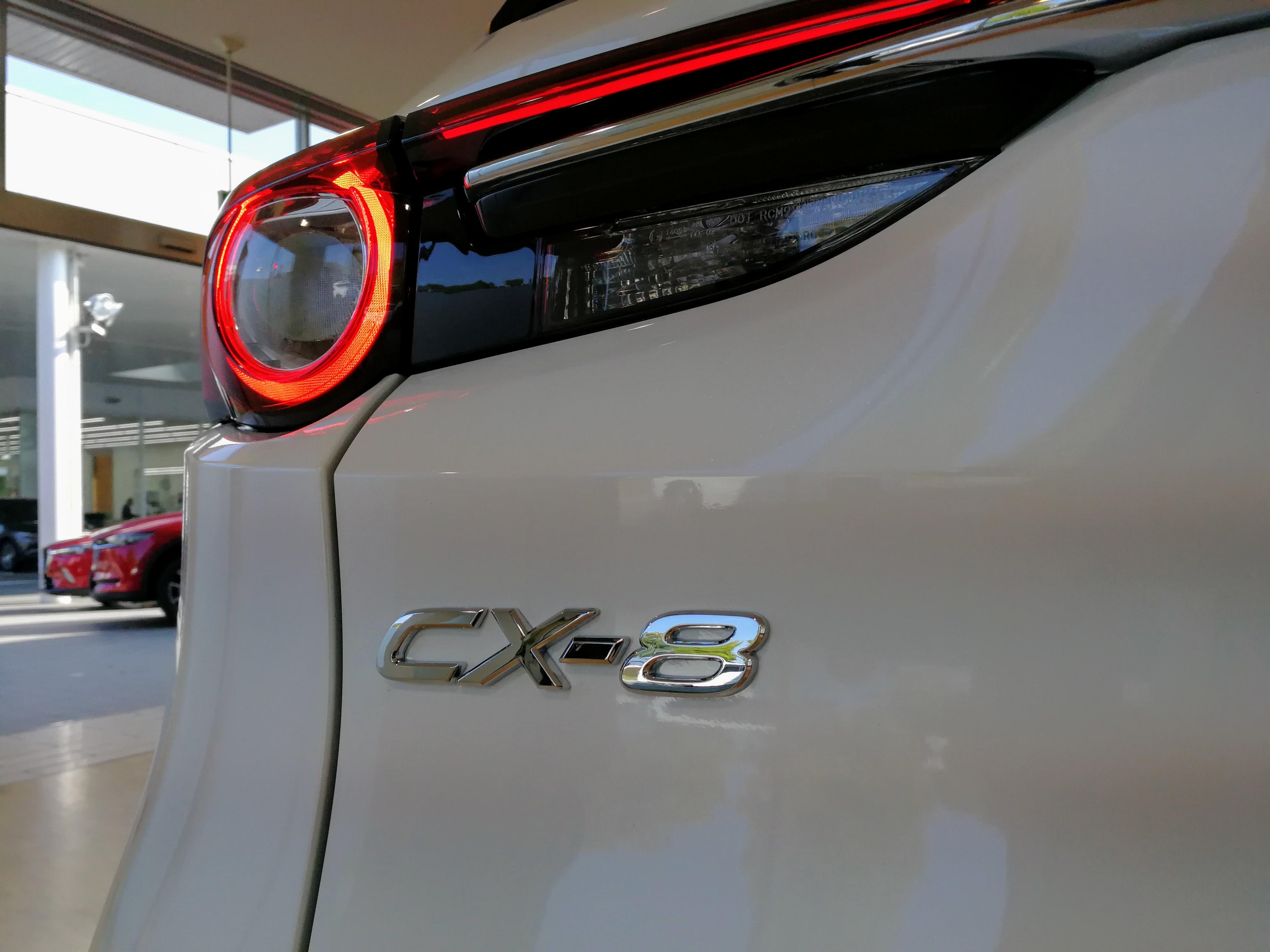 CX-8 PROACTIVE 先行展示で実車見た感想!CX-5との違いを中心にまとめ!